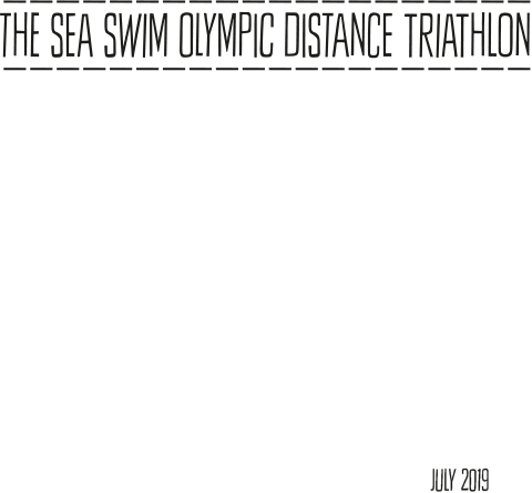 The Stunning and Savage sea swim triathlon